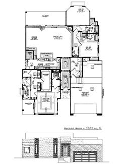 Scott Patrick Homes, New Custom Home